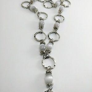 Princess Y Necklace